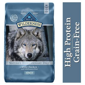 Blue Buffalo Wilderness High Protein Grain Free 2