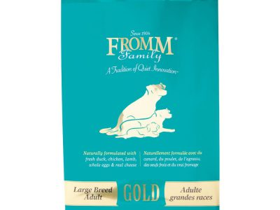 Fromm Adult Gold Dog Food Reviews