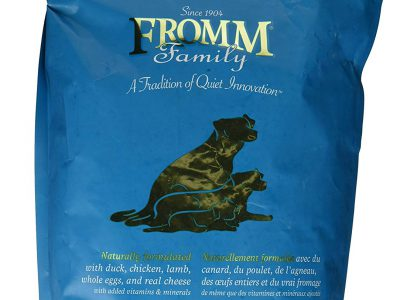 Fromm Gold Puppy Food Large Breed Complete Review