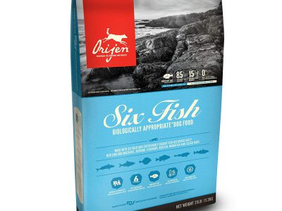 Orijen Six Fish Dry Dog Food Reviews