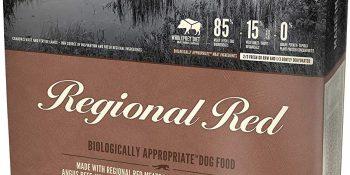 Orijen Regional Red  Dog Food Review