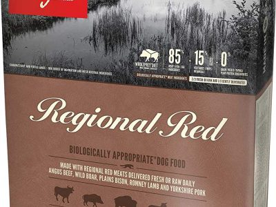 Orijen Regional Red  Dog Food Review