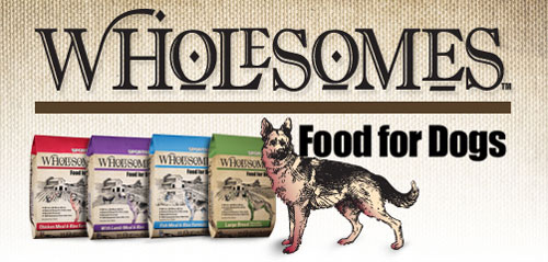 Sportmix Wholesomes dog food