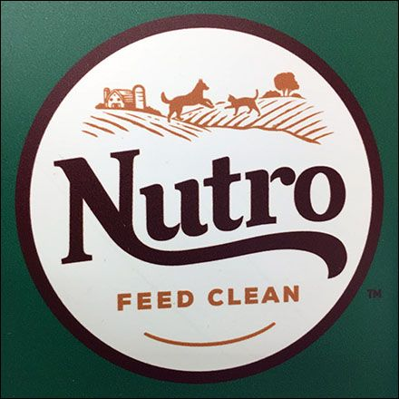 nutro dog food logo
