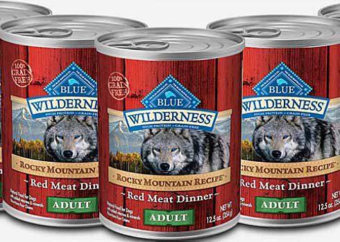 Best Blue Buffalo Canned Dog Food