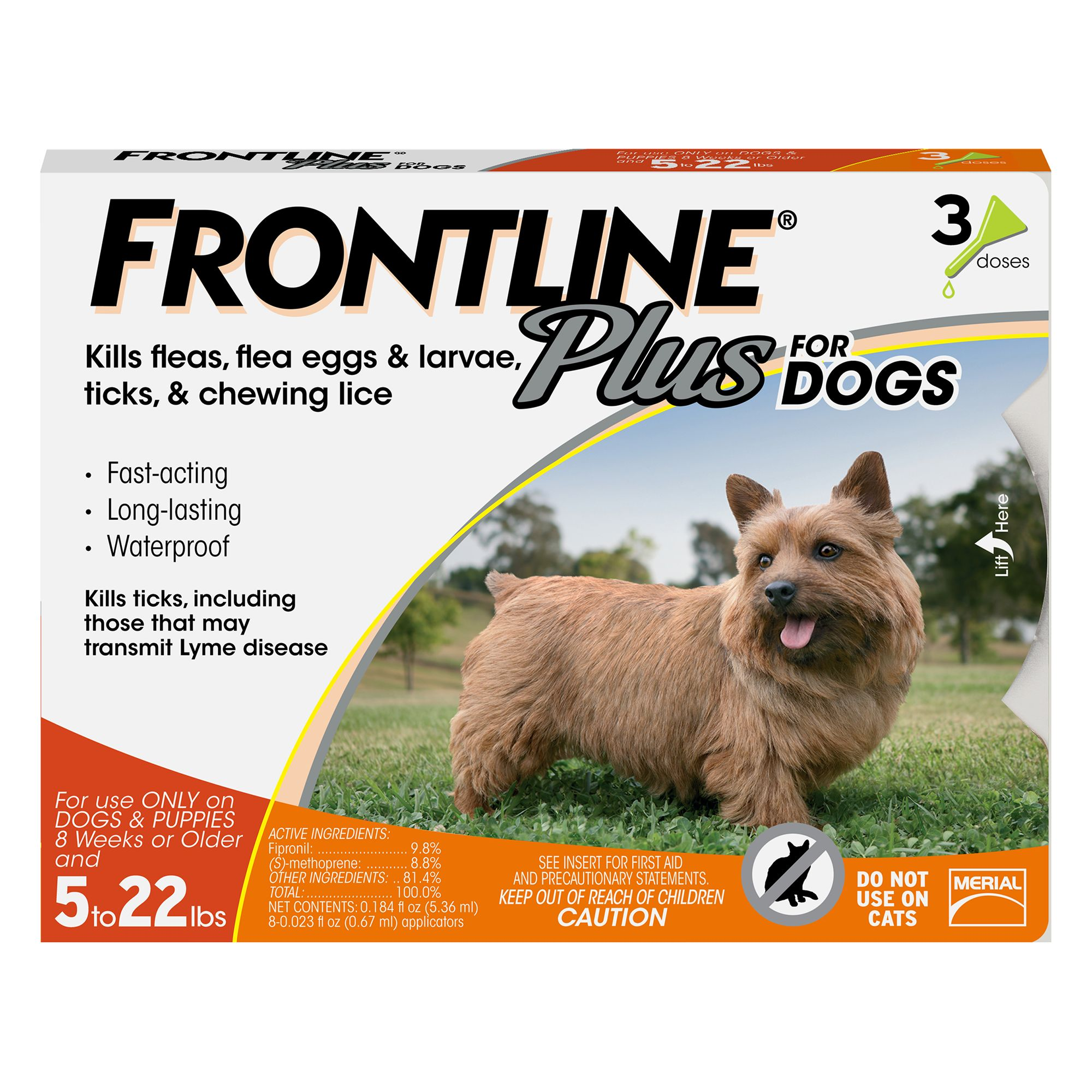 frontline-for-dog