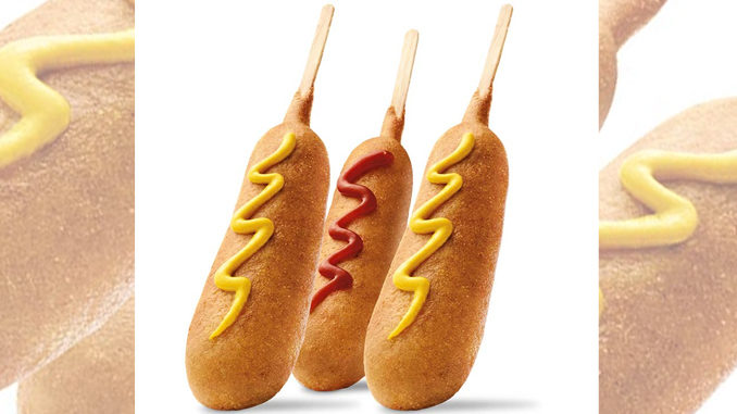 How Many Calories Are In a Sonic Corn Dog